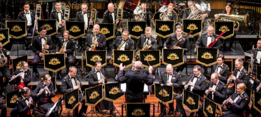 RMC Band Concert